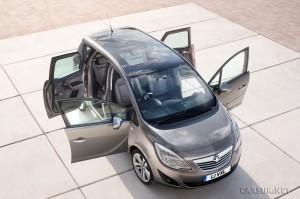 Vauxhall Meriva2